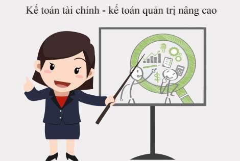 Kế toán tài chính, kế toán quản trị nâng cao
