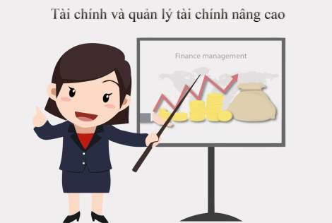 Tài chính và quản lý tài chính nâng cao