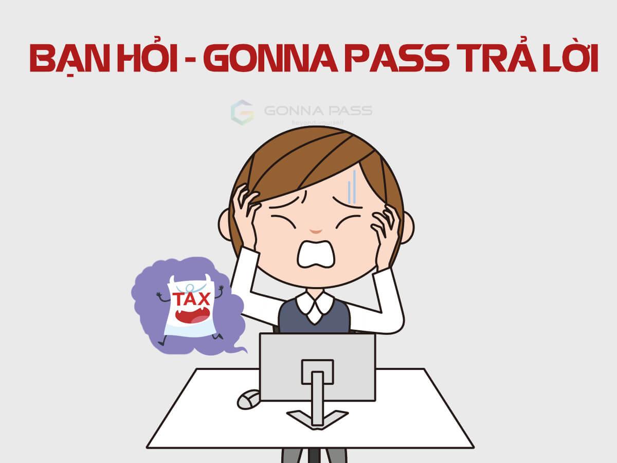 Thuế FCT và CIT của công ty nhập khẩu phần mềm