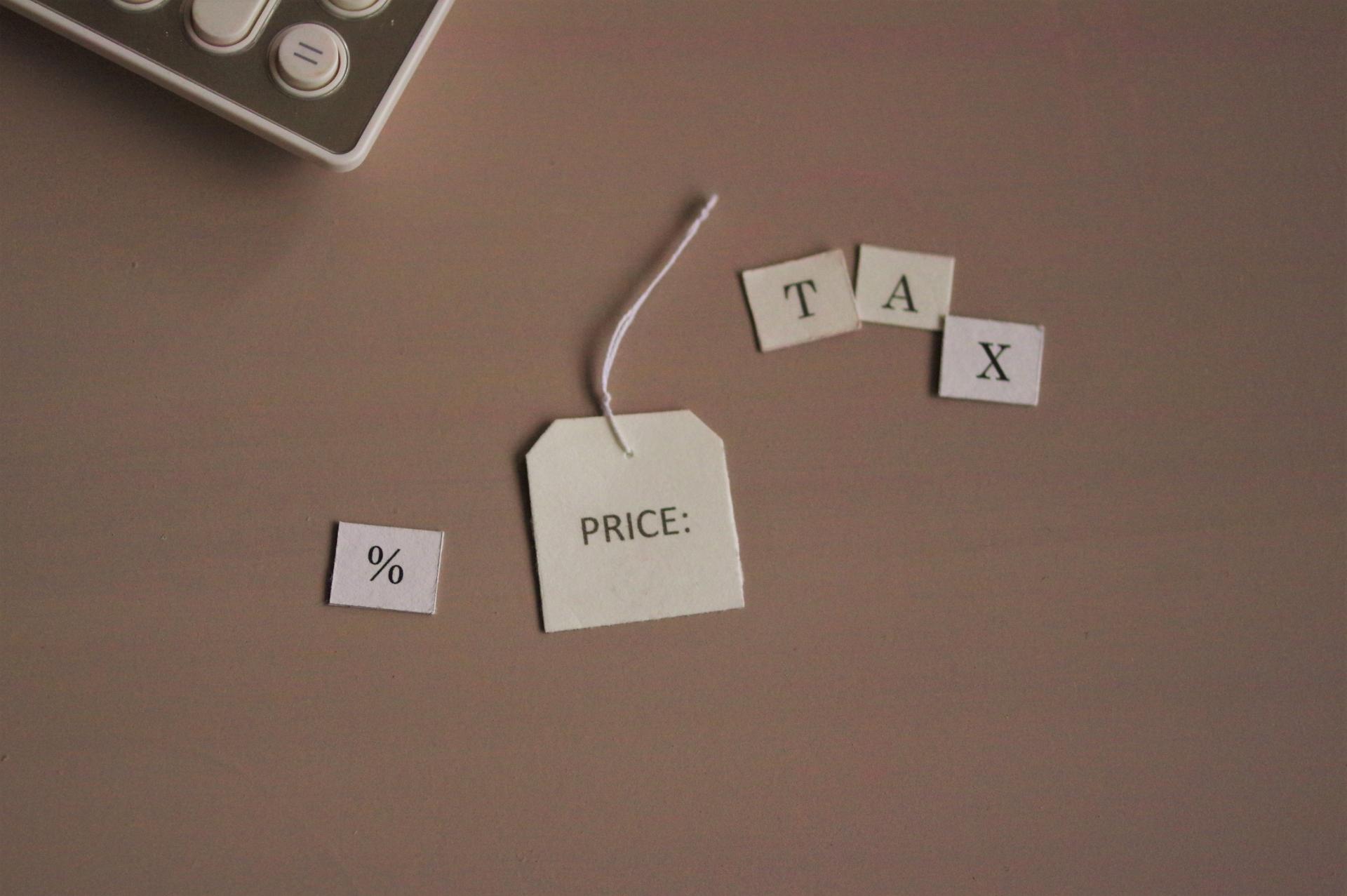 Kê khai thuế với chi nhánh