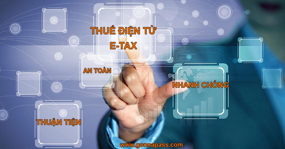 Hướng dẫn sử dụng và giải đáp hệ thống nộp thuế điện tử E-tax