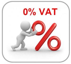 Ý nghĩa và Các trường hợp áp dụng thuế suất thuế GTGT 0%