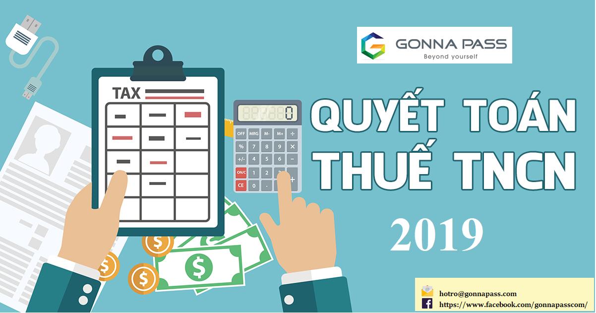 Công văn hướng dẫn quyết toán thuế TNCN 2019