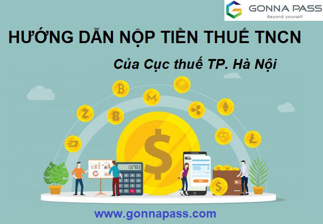 [Cập nhật] Công văn hướng dẫn nộp tiền thuế TNCN năm 2019 của Cục thuế Hà Nội