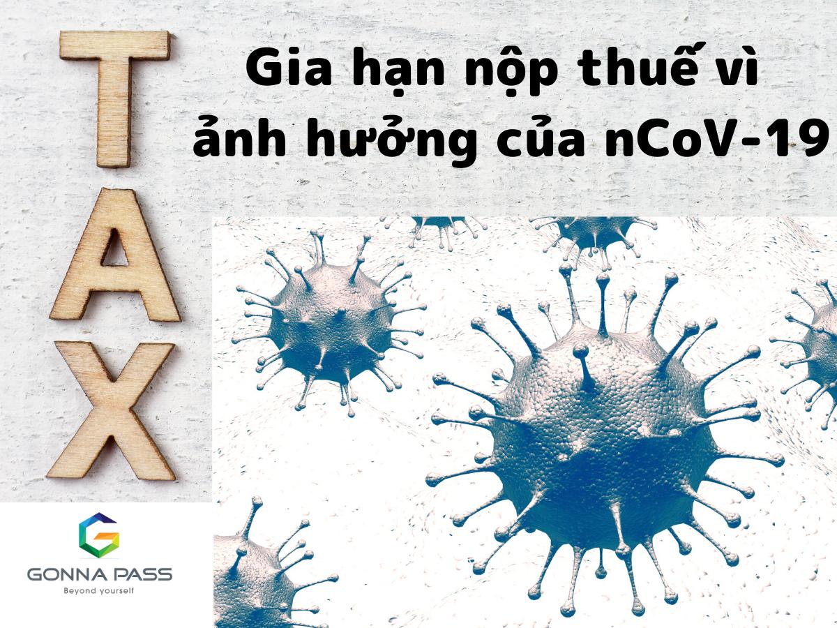 Dự thảo gia hạn nộp thuế dưới ảnh hưởng của nCoV-19