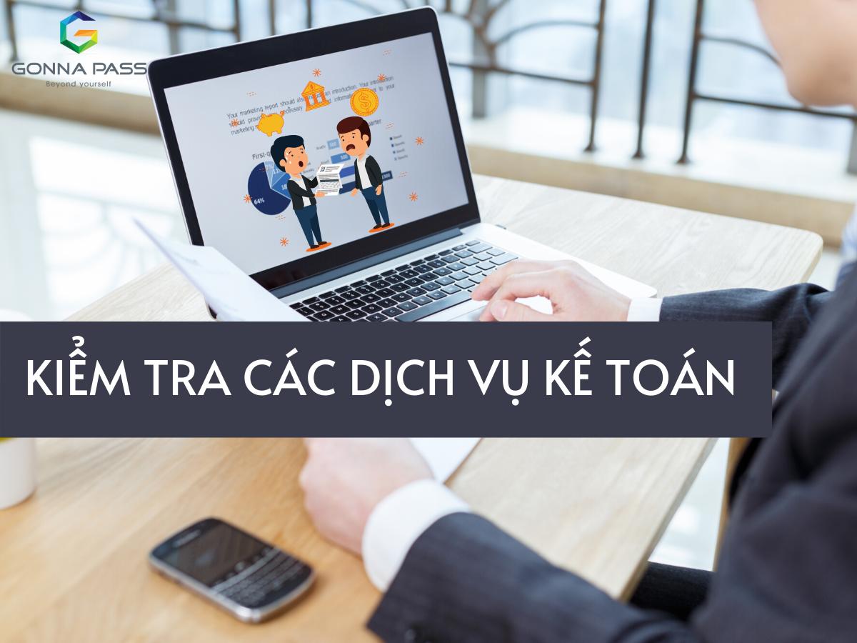 Dự thảo mới Bộ Tài chính kiểm tra dịch vụ kế toán