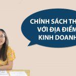 Chinh sach thue voi dia diem kinh doanh