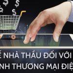 Thuế nhà thầu đối với kinh doanh thương mại điện tử